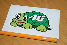 "Rossi ""THE DOCTOR"" Turtle Sticker"