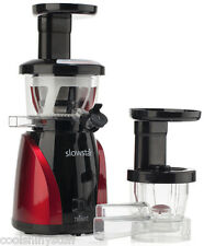 Tribest Slowstar Juicer SW-2000 Low Speed Vertical Mincer Slow Star