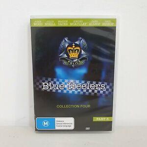 Blue Heelers DVD Collection Four Part 3, Season 12, Region 4, 8 Discs Set