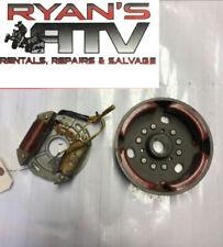 Kawasaki Invader Intruder Snowmobile Engine CDI Ignition Flywheel and Stator