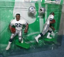 1997 Starting Lineup EMMITT SMITH & TONY DORSETT Cowboys Classic Double Figures
