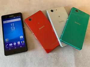 NEU Sony Xperia Z3 Compact D5803 Mini Android Smartphone KEIN Simlock / Branding