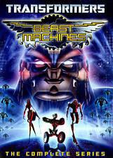 Transformers Beast Machines: The Complete Series DVD, Garry Chalk, Steve Sacks