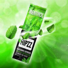 More details for hipzz natural!! 3x more intense!! flavour card insert infusion -menthol flavour