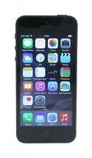 Apple iPhone 5 A1429 16 GB negro terminal libre buen estado