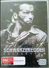 Arnold Schwarzenegger Collection - 6 Movies