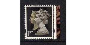 GB 2000 sg2133a Double Head Photogravure 1st Perf 14 2 Bands MNH ex sg2133