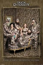 Tv Poster~Duck Dynasty Family First Business Second Camouflage Miss Kay Si~2205