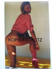 VINTAGE - FOTO - ART/AKT/KUNST - Hübsche Frau in Dessous/Nackt - 70er Jahre