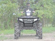 SuperATV Polaris Sportsman 500 / 700 / 800 Front Bumper - Black - See Fitment