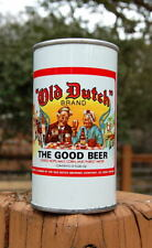 New listing Outstanding 1968 South Bend Brewed Old Dutch Pull Tab Beer Can! Upgrade Opp!