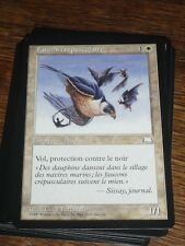 MTG Magic the Gathering FAUCON CREPUSCULAIRE Weatherlight FR RARE NEW
