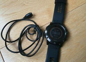 Garmin Fenix 5x GPS Multi-sport Training Watch - Black