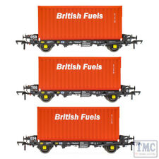 ACC2065BFLE Accurascale OO Gauge PFA - British Fuels Coal Containers E