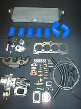 VW 1,8l 2,0l 16v turbocompresor kit turbo transformación golf 2 3 Passat Corrado G-cargador g60
