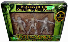 Lord of the Rings LOTR Bearers of the One Ring Gift Pack MIB Bilbo Frodo Gollum