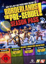 Borderlands: the pre-sequel steam season pass uncut pc CD Key Download Code [ue]