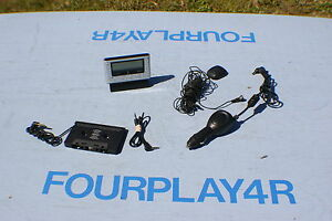 DELPHI ROADY XT - SIRIUS - XM SATELLITE RADIO -  BUNDLE  -TESTED