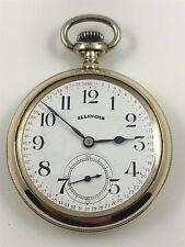 Illinois Sangamo Special 16 Size 21 Jewel Pocket Watch