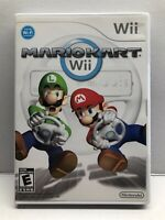 Nintendo Wii - Mario Kart Wii - Case and Artwork Only - NO GAME - LN - Free Ship
