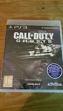 Call of duty : Ghost PS3 . NEUF