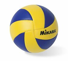 Mikasa Mini Volleyball 2012 Olympic Replica Game Ball 6 Tall 1.5 Soft Stitched