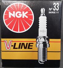 4 x NGK V-Line 33 Zündkerze BKR5E-11, 1662, VL33 Hyundai, Nissan, Mazda #