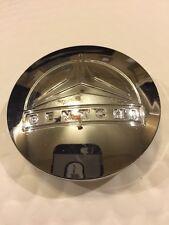 AFTERMARKET RARE CHROME WHEEL RIM CENTER CAP PART# Cc 393-1p. Benchi Cap.
