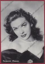 MARGUERITE CHAPMAN 03 ATTRICE ACTRESS ACTRICE CINEMA MOVIE USA Cartolina FOTOGR.
