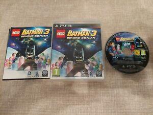 LEGO BATMAN 3 BEYOND GOTHAM PS3 PLAYSTATION 3 PREOWNED