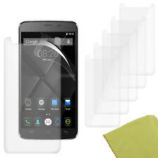 5 Pack PET Film Screen Protector Guard For Doogee T6