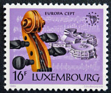 Timbres du Luxembourg unité