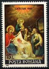 Romania 1992 SG#5491 Christmas MNH #D61370