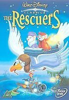 The Rescuers (DVD, 2002)