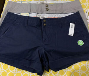 Old Navy Ladies size US 12 Shorts X 2 With Tags Purchased In Hawaii Jan 2019