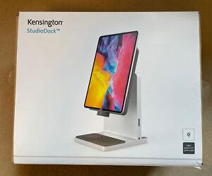 Kensington StudioDock for 2018-2020 12.9 Inch iPad Pro Docking Station Stand