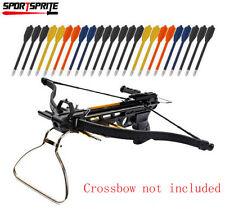 12pcs Arrow Bow Arrows Archery 16CM pour tirer sur le tir de crossbow de chasse