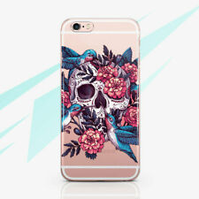 Brutal Skull Case iPhone XS Max Silicone Cover iPhone X XR Snap iPhone 7 8 Plus