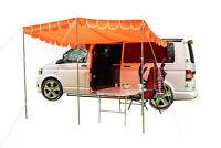 Campervan Canopy Retro Awning Sun Shade OLPRO Shade - Orange