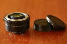 Nikon AF-S TC-17EII tele-converter