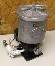 RRR TRIPLE R SE-50 SE50 90W 200V 1.6/1.9 L/MIN OIL CLEANER PUMP 3PH MOTOR