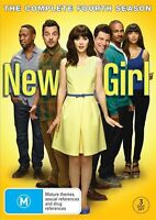 New Girl : Season 4 DVD : NEW
