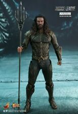 AQUAMAN - Justice League 1/6th Scale Action Figure MMS447 (Hot Toys) #NEW