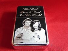 Customised Photo Engraved / Impact Printed Fuel STAR Lighter With Gift Box