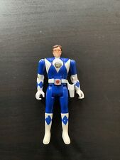 Mighty Morphin Power Rangers 1993 Flip Head Blue Bandai Action Figure