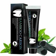 Dentifrice Naturel Pur Bio 100% au charbon de bambou Blanchiment des dents