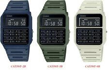 Casio CA53WF-2B / CA53WF-3B / CA53WF-8B Men's 8 Digit Alarm Calculator Watch