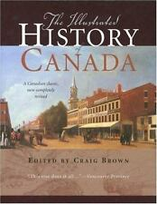 The Illustrated History of Canada-ExLibrary