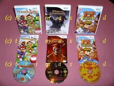 3x Wii _ Playground & Samba De Amigo & Pirates Of The Caribbean Am Ende der Welt