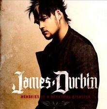 Memories of a Beautiful Disaster * by James Durbin (CD, Nov-2011, Wind-Up)